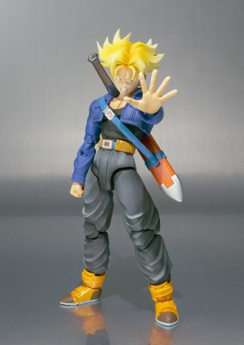 Dragon Ball : Trunks S.H. Figuarts Super Saiyan