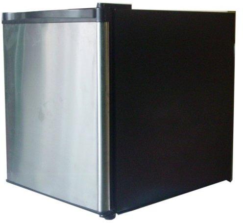 Igloo Fr180 1.7-Cu-Ft Stainless Steel Door Refrigerator