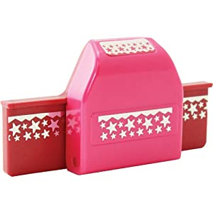 American Girl Crafts Star Border Punch