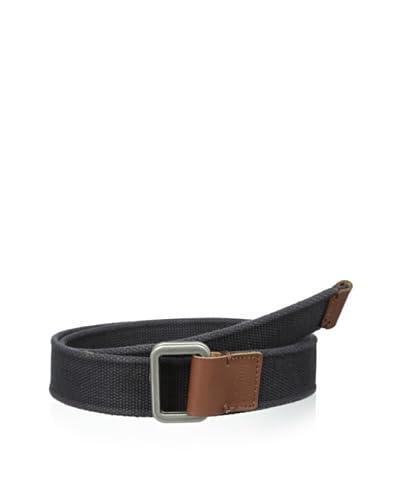 Original Penguin Men's Solid Webbed Belt