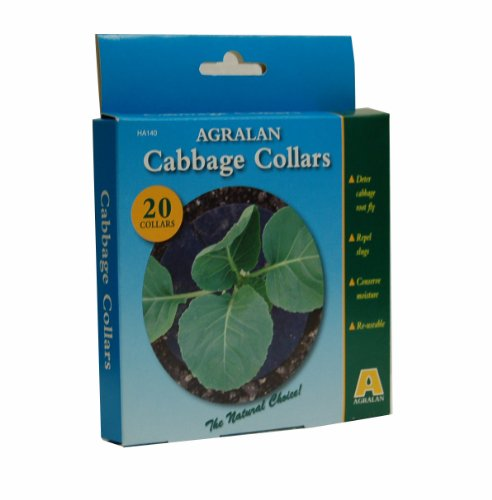 pack-of-20-agralan-cabbage-collars-reusable-for-slugs-snails-cabbage-root-fly