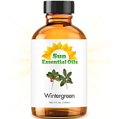 Wintergreen (Large 4 ounce) Best Essential Oil
