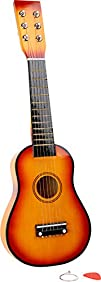 218243 Kids 6-string Acoustic Toy Guitar