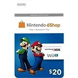 Nintendo eShop $20 Gift Card