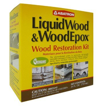 Abatron Wood Restoration Kit 24 FL. OZ.
