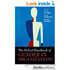 The Oxford Handbook of Gender in Organizations (Oxford Handbooks in Business and Management)