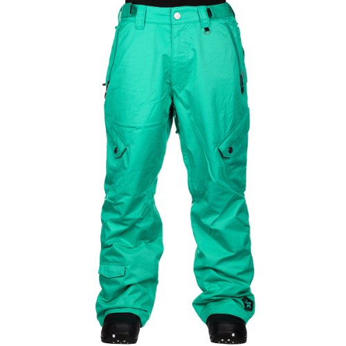 Herren Snowboard Hose Sessions Gridlock Shell Pant