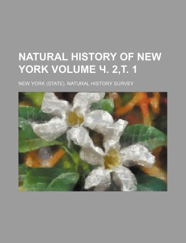 Natural history of New York Volume . 2,. 1