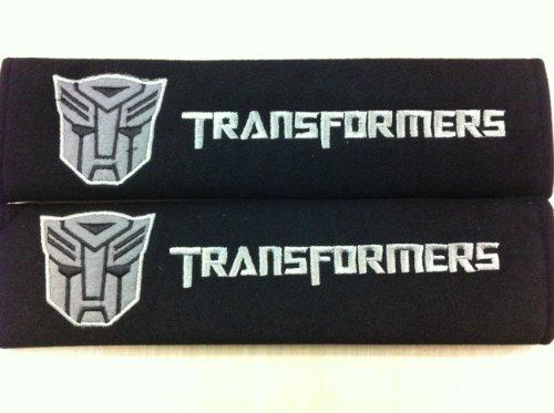 Transformer Seat Belt Cover Shoulder Pad Cushion (2 Pcs)
