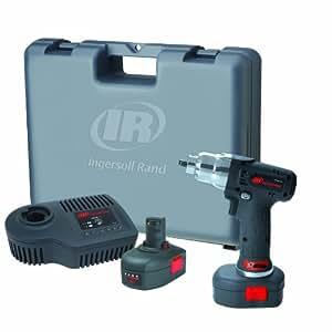 Ingersoll Rand W040-KL2 IQV 7.2-Volt 1/4-Inch Li-Ion Impact Driver Kit