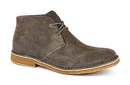 UGG Australia Mens Leighton Boot Charcoal Size 12