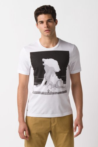 L!VE King Leo Cotton Jersey T-Shirt