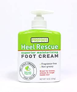 Profoot Heel Rescue Foot Cream, 16 Ounce (Pack of 3)