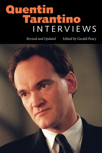 Quentin Tarantino (Conversations with Filmmakers Series)