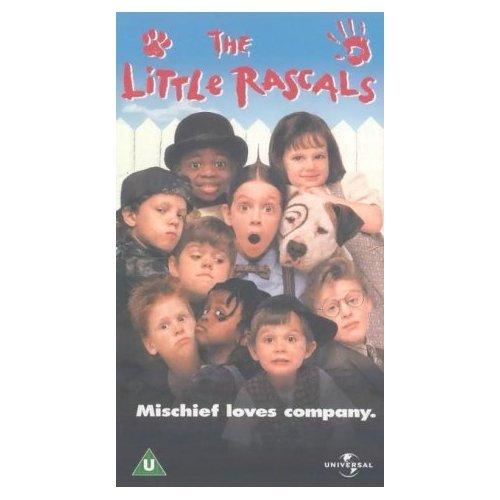 The Little Rascals [VHS]