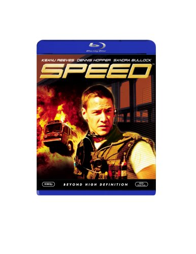 Cover art for  Speed [Blu-ray]