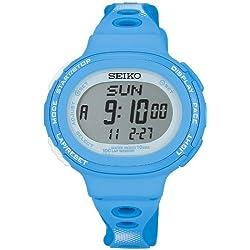 [セイコー]SEIKO 腕時計 PROSPEX プロスペックス SUPER RUNNERS スーパーランナーズ 東京マラソン2011限定モデル ブルー 【数量限定】 STBF011 レディース