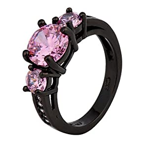 10KT Finger Rings For Women Anel Feminino Fashion Jewelry: Jewelry