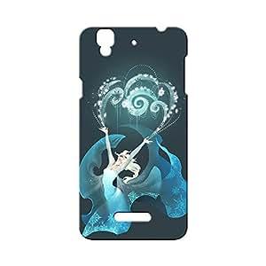BLUEDIO Designer Printed Back case cover for Micromax Yu Yureka - G3429