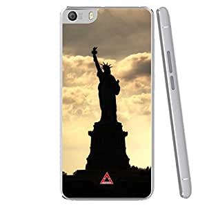 a AND b Designer Printed Mobile Back Case / Back Cover For Micromax Canvas Fire 4 A107 (MIC_A107_3450)