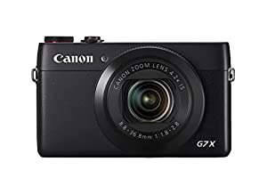 Canon PowerShot G7 X Digital Camera - International Version (Black)