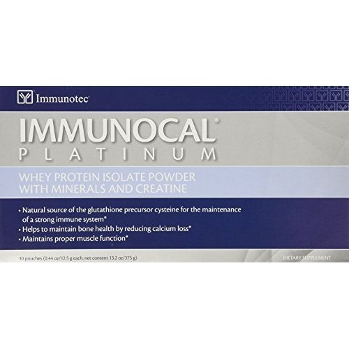 HMS-90 Immunocal Platinum (30packs) HMS 90 Brand: Immunocal (Immunotec Platinum compare prices)