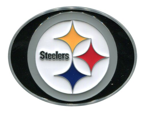 Pittsburgh Steelers Logo Belt Buckle