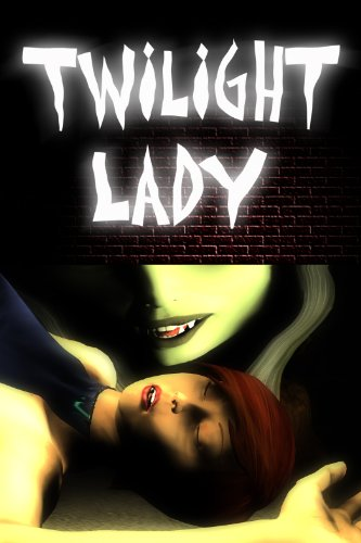 Twilight Lady, Vol. 1 cover