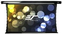 "Elite Screens TE135HW2-E12 CineTension2 Electric Projector Screen (135 inch Diagonal 16:9 Ratio 66.2""Hx117.7""W)(12"" Drop)"