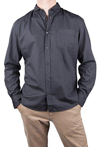Tom Tailor - Herren Hemd kariert langarm - Größe XL