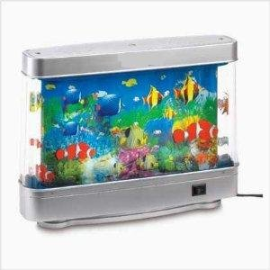 Rotating Living Sea Ocean Aquarium Picture Motion Moving