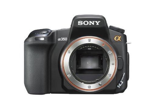 Sony DSLRA350 Digital Single Lens Reflex (D-SLR)
