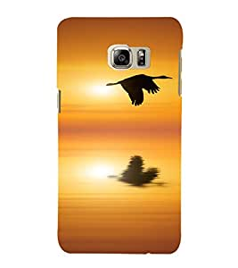 EPICCASE Beautiful Nature Mobile Back Case Cover For Samsung Galaxy Note 5 Edge (Designer Case)
