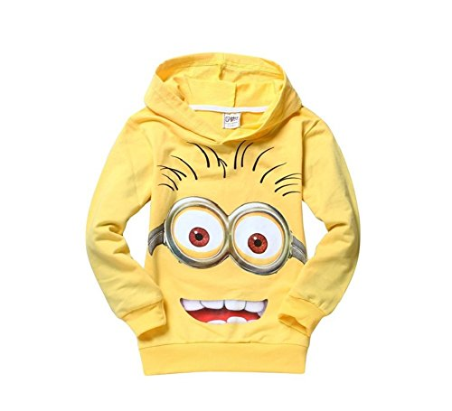 Buy-Home-Despicable-Me-2-Little-Boys-Girls-Minions-T-Shirt-Hoodies-Tops-Tees