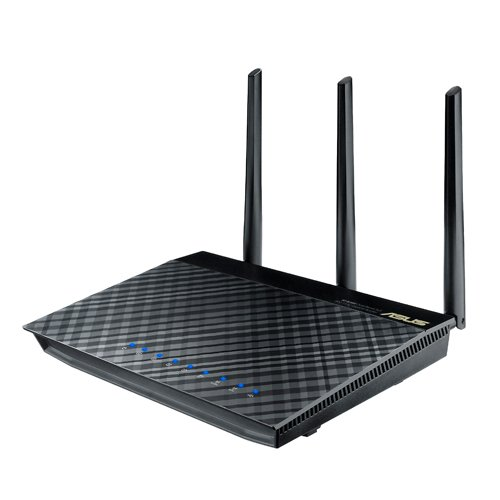 ASUS ASUS RT-AC66U Dual-Band Wireless-AC1750 Gigabit Router