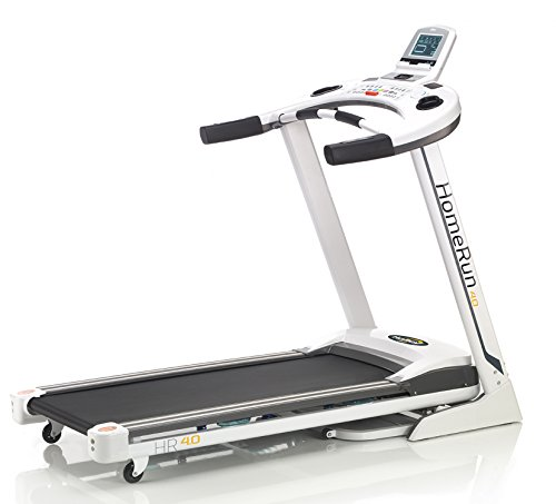 halley fitness home run 4.0 tapis roulant