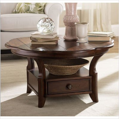 Buy Riverside Cape May Round Coffee Table In Bayberry Black Cheap Riverside Cape May Round Coffee Table In Bayberry Black