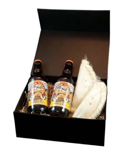 Simply Cornish Hampers Pasty & Ginger Tosser Gift Box