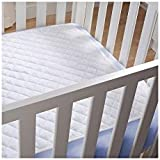 Summer Infant Waterproof Full Length Crib Pad, White
