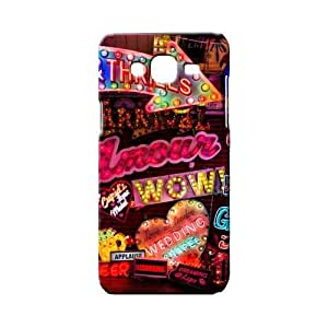 BLUEDIO Designer 3D Printed Back case cover for Samsung Galaxy J2 - G5297