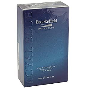 100ML BROOKSFIELD - ROYAL BLUE FOR MEN - EAU DE TOILETTE