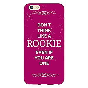 Jugaaduu SUITS Quotes Back Cover Case For Apple iPhone 6 Plus