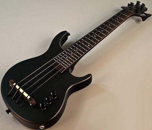 New Kala Sub Series U-Bass Solid Body Electric Ukulele Uke Bass Ubass Sbk + Case
