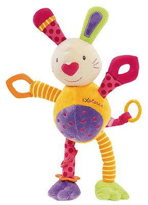 Fehn-Explorer-Cuddly-Activity-Toy-Hare