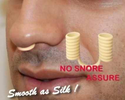 No Snore Assure. New Design Anti Snoring /Sleep Apnea aid.