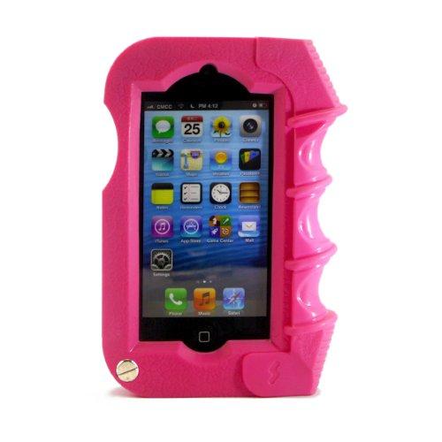 Great Price Shockcase Pink Pistol Grip iPhone 5 Case