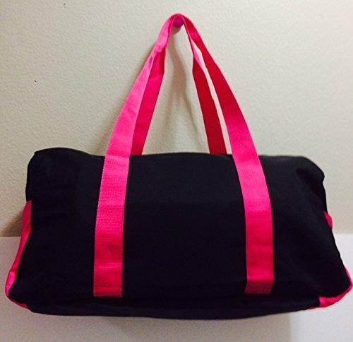 bloomingdales-duffel-bag-pink-black-by-bloomingdales