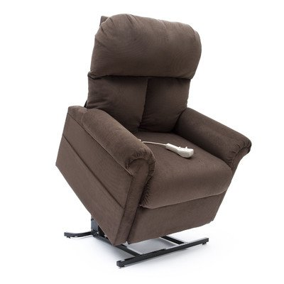 Infinite Position Lift Chair Heat and Massage: Yes, Color: Chocolate