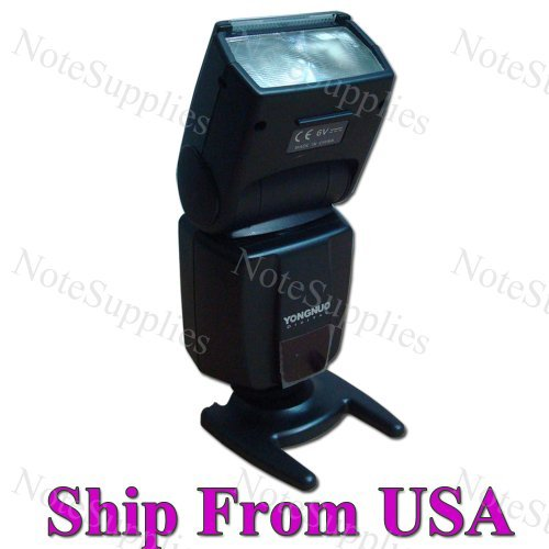 Yongnuo Speedlite Yn460 Slave Flash Unit for Dslr Camera, Canon Nikon Pentax Olympus Panasonic