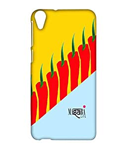 Masaba Chilli Chrome - Sublime Case for HTC Desire 820